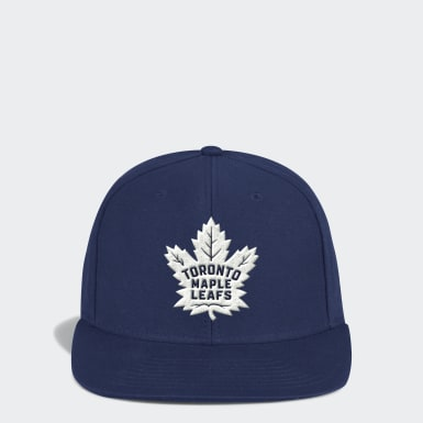 Casquette Maple Leafs Flat-Brim Snapback multicolore Hommes Hockey