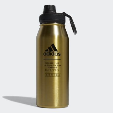 Training Yellow Steel Bottle 1 L