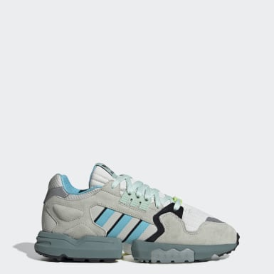 Men's Originals Grey ZX Torsion Shoes