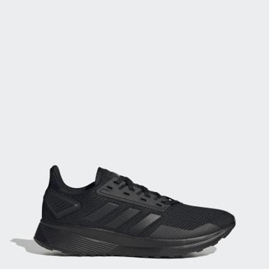 Erkek Koşu Siyah Duramo 9 Ayakkabı