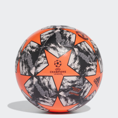 Men Football Orange UCL Finale 19 Manchester United Capitano Ball