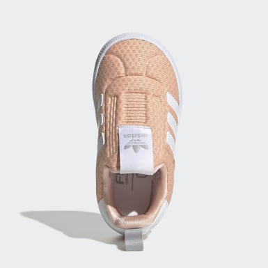 Kids Originals Pink Gazelle 360 Shoes