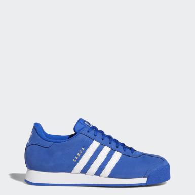 Originals Blauw Samoa Schoenen