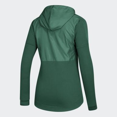 Women's Athletics Multicolor Hurricanes Game Mode Jacket