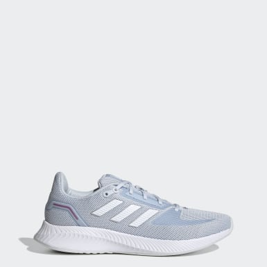 Kvinder Løb Blå Run Falcon 2.0 sko