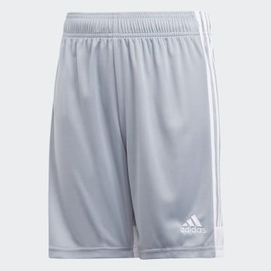 Youth Soccer Grey Tastigo 19 Shorts