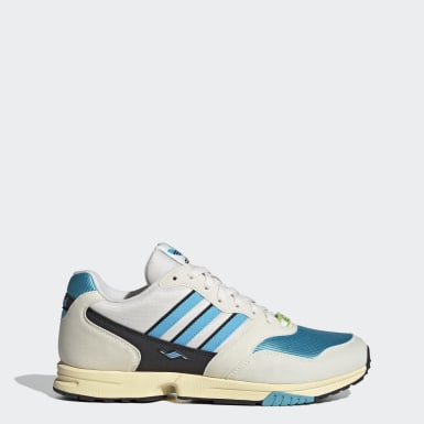 Men Originals Beige ZX 1000 Retro Shoes