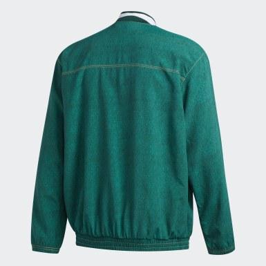 Chamarra FA Verde Hombre Originals