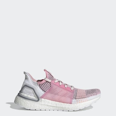 Women's Running Pink Ultraboost 19 Shoes