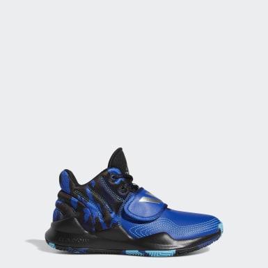 Børn Basketball Blå Pro Spark 2.0 sko