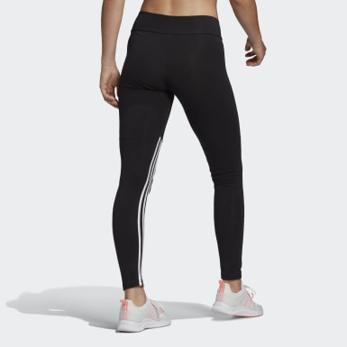 Nữ Sport Inspired Quần legging 3 Sọc adidas Essentials Cut