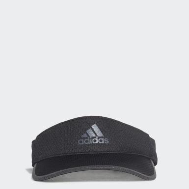 วิ่ง สีดำ หมวกไวเซอร์สำหรับนักวิ่ง AEROREADY
