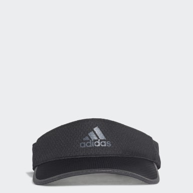 Running Black AEROREADY Runner Visor