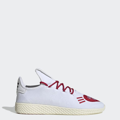 Chaussure Pharrell Williams Tennis Hu Human Made