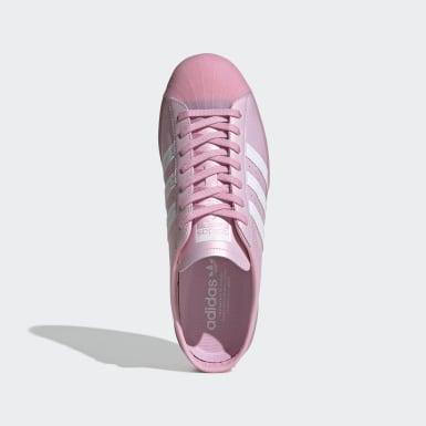 Zapatillas Superstar Sin Talón Rosado Hombre Originals