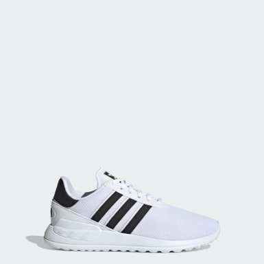 Youth 8-16 Years Originals White LA Trainer Lite Shoes