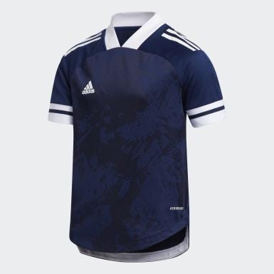 Děti Fotbal modrá Dres Condivo 20