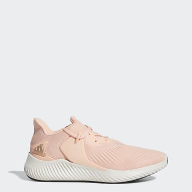 Tênis Alphabounce RC 2.0 Rosa Mulher Running