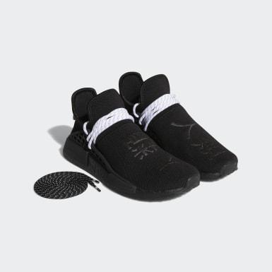 Erkek Originals Siyah HU NMD Ayakkabı