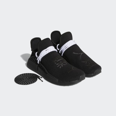 Men Originals Black HU NMD Shoes