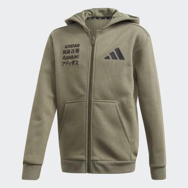 Mikina adidas Athletics Pack Fleece