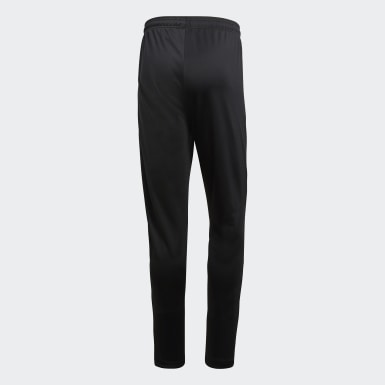 Men Football Black Core 18 Training Pants