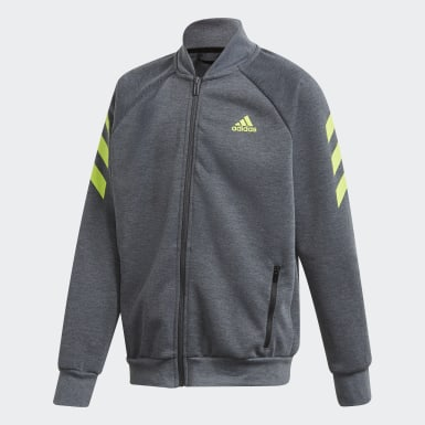 Jungen Training XFG Trainingsanzug Grau