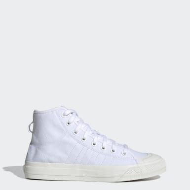 Zapatilla Nizza RF Hi Blanco Originals