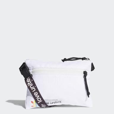Bolso POUCH (UNISEX) Blanco Originals