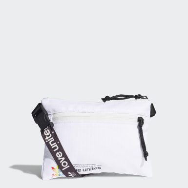 Originals White Pride Pouch