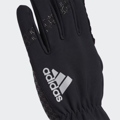 Training Black Techfit Gloves