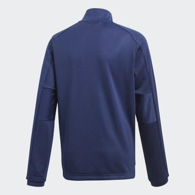 Bluza treningowa Condivo 18 Niebieski