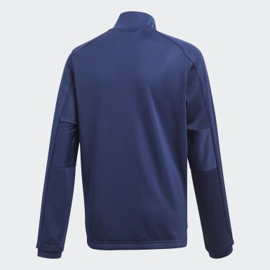 Kinder Training Condivo 18 Trainingsjacke Blau