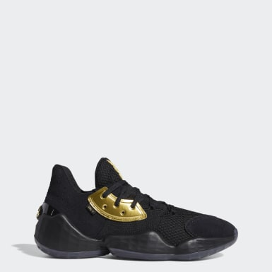 Chaussure Harden Vol. 4 Noir Hommes Basketball