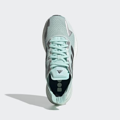 Kvinder Løb Grøn X9000L3 sko