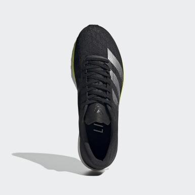 ผู้ชาย วิ่ง สีดำ รองเท้า Adizero Adios 5
