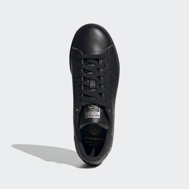 Tenis Stan Smith Unisex Negro Mujer Originals
