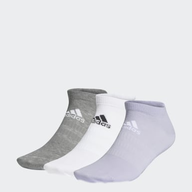 Training Purple Low-Cut Socks 3 Pairs
