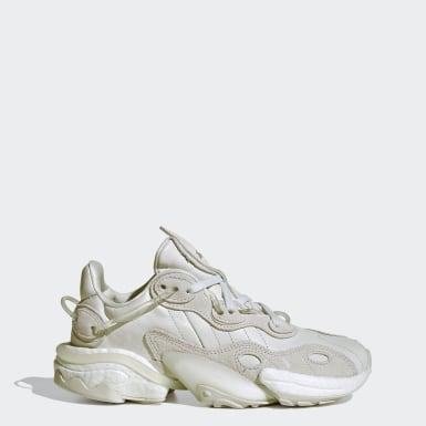 Frauen Originals Torsion X Schuh Weiß