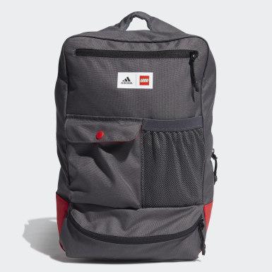 Børn Træning Grå adidas x Classic LEGO® rygsæk