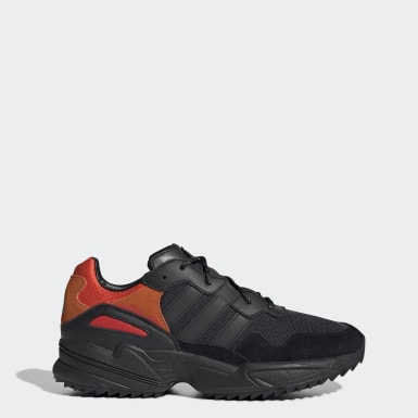 Originals Black Yung-96 Trail Shoes
