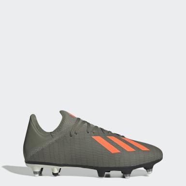 Chaussure X 19.3 Terrain gras Vert Hommes Football