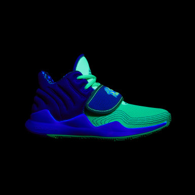 Youth Basketball Green Deep Threat x Aliens Toy Story Shoes