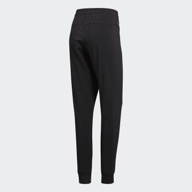 Kvinder Træning Sort PERF WOVEN bukser