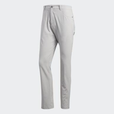 Pantalón Adicross Beyond18 Five-Pocket Gris Hombre Golf