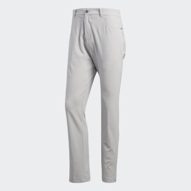 Pantaloni Adicross Beyond18 Five-Pocket Grigio Uomo Golf