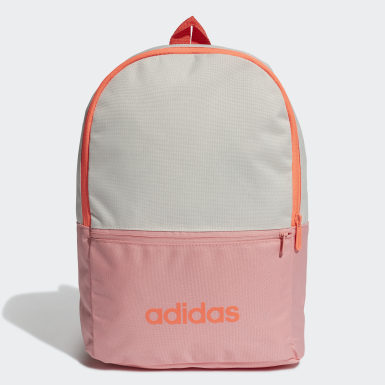 Kids 4-8 Years Athletics Pink Classic Backpack