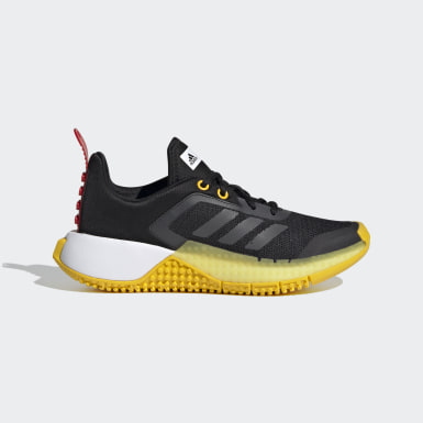 Kids Running Black adidas x LEGO® Sport Shoes