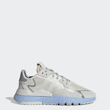 Sapatos Nite Jogger Bege Mulher Originals