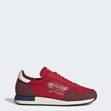 Sapatos Spirit of the Games Vermelho Originals